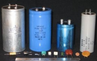 Предлагаем конденсаторы большой емкости