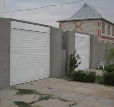 Секционные ворота для гаража — заказать онлайн