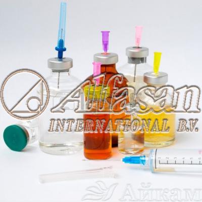 Инъекционные ветеринарные препараты «Альфасан» (Нидерланды)
