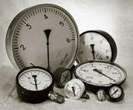 Манометри для вимірювання тиску. Доставка по Україні!