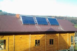 Сонячні теплові колектори