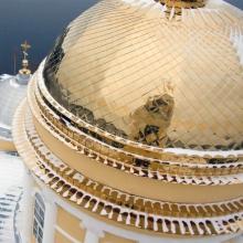 Пропонуємо виготовлення куполів