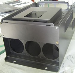 Предлагаем изготовление корпусов электротехнических шкафов