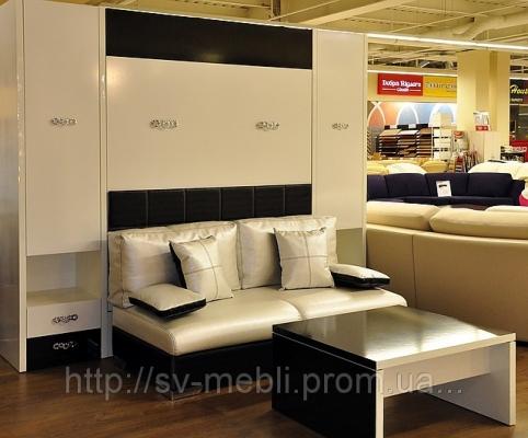 Три в одном: диван-стол-кровать трансформер