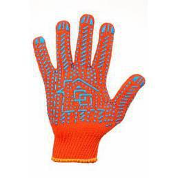 Купуйте рукавички робочі з пвх крапкою для виконання будь-яких робіт