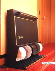 Машинка для чищення взуття - №1 для офісу!