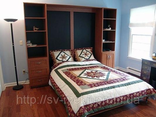 Шкаф-кровать. Купить можно на сайте sv-mebli.ub.ua