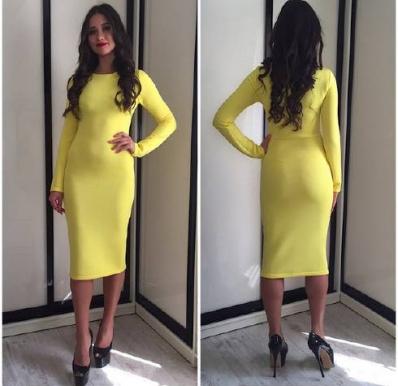 Красота спасет мир: красивые женские платья от «V3Style»