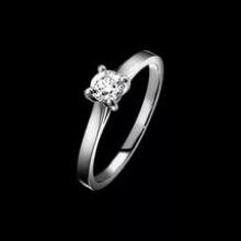 Пропонуємо заручальні кільця з білого золота з діамантами ... bc1ed03ff97fb