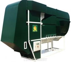 В наличии машина для очистки зерна ТОР ИСМ-50-ЦОК со скидкой