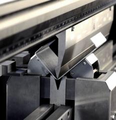 Гибка металла - цена в Харькове
