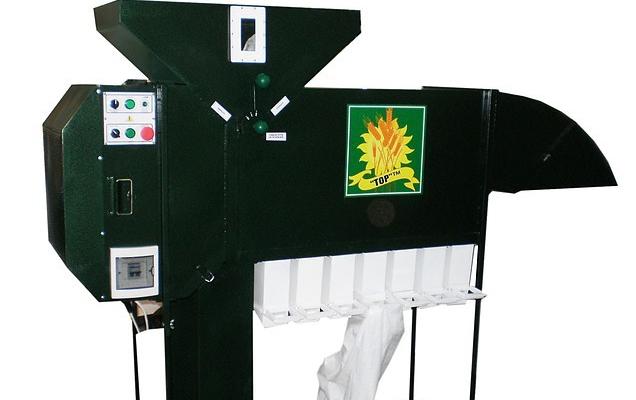 Зерноочисна техніка - незамінний помічник