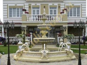 Садовий фонтан — купити у виробника