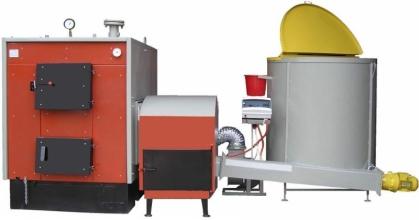 Продается энергосберегающая отопительная установка