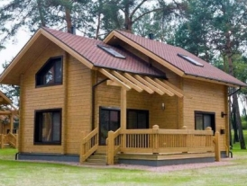 Строительство домов из бруса -  гарантия высокого качества!