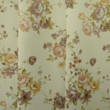 В продажі гарні штори з квітковим орнаментом