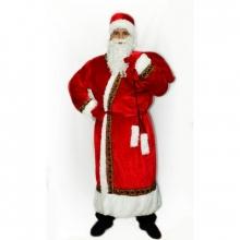 Купить костюм Деда Мороза можно у нас