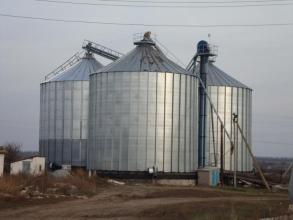 Пропонуємо будівництво зерносховищ