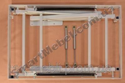 Механізм для трансформації відкидного стола можна купити у компанії Smart Mebel