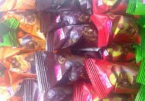 Хотите попробовать орехи в шоколаде? Голден Фрун продает натуральные сладости