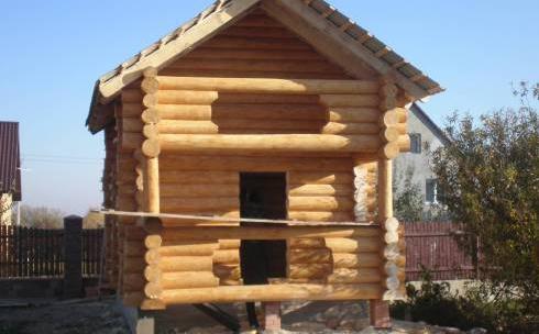 Дерев'яні будинки. Брус найвищої якості!