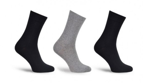 Только у нас короткие мужские носки недорого!