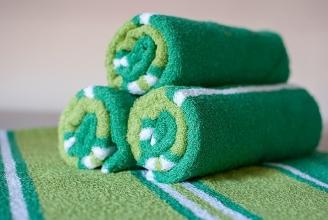 Предлагаем красивые махровые полотенца