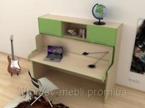 Стіл-ліжко — справжній ексклюзив від компанії Smart Mebel