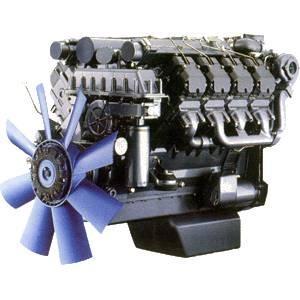 Осуществляем ремонт двигателя Дойц