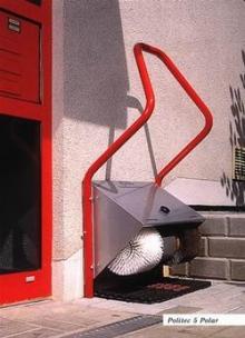 Автомат для чищення взуття, ціна від виробника