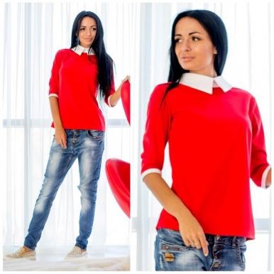 Стильні жіночі сорочки – переворот в світі ділового одягу ... 8c1886a3c6dde