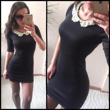 Короткие вечерние платья – будь в тренде