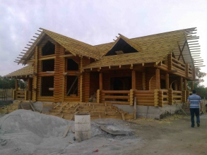 Construction from timber