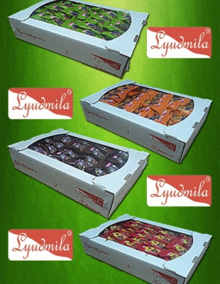 Виробництво шоколадних цукерок