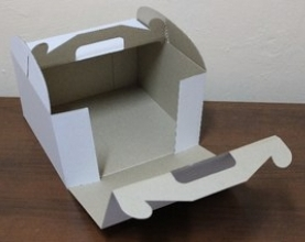 Пропонуємо купити коробки для тортів