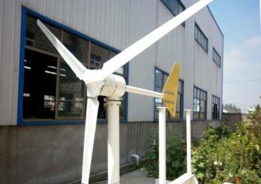 Ветрогенераторы — Украина