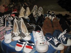 Взуття секонд-хенд оптом