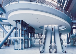 Ліфти та ескалатори - ліфтове обладнання за індивідуальним дизайном