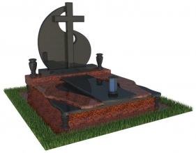 Купити пам'ятник з граніту можна в «Атрибут»