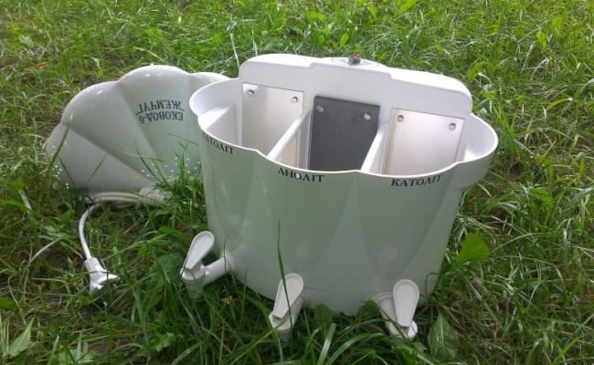 Електроактиватори води