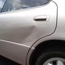 Предлагаем кузовной ремонт автомобиля