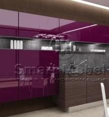 Купити кухонні меблі на замовлення від smartmebel.com.ua