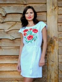 Плаття з льону: якість і стиль