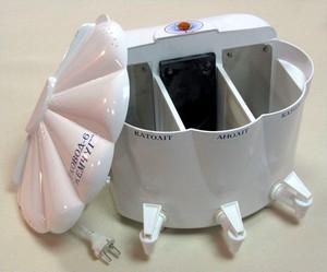 Електролізер ЕАВ-6 дає в домашніх умовах чисту і корисну воду!