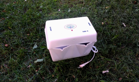 Water electroactivator EAS - 3