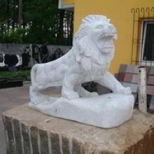 В продажу скульптури з граніту
