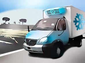 Перевезення вантажів рефрижераторами: гідний рівень доставки