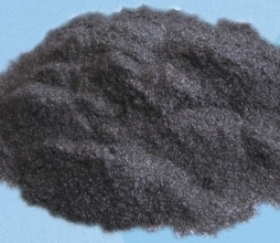 Graphite dust (powder) without intermediaries
