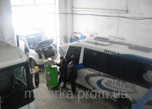 Установка автономних повітряних опалювачів для авто