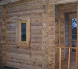 Проекти дерев'яних будинків з бруса